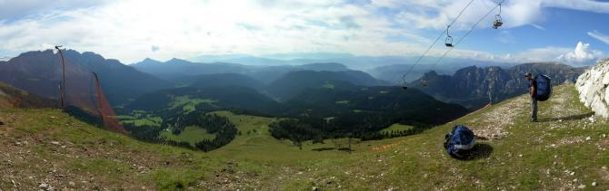 Pano Blick Ritg West