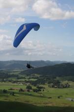 Paragliding Fluggebiet Australien / Ozeanien » Neuseeland,Bridges - Kaipara Harbour,Fliegen vor Dills Hill