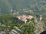Paragliding Fluggebiet Europa » Frankreich » Provence-Alpes-Côte d Azur,Kennedy,Gourdon von oben