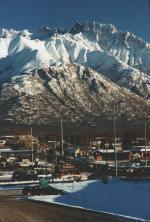 Paragliding Fluggebiet Nordamerika » USA » Alaska,Bear Mountain (Mt. Eklutna),Palmer