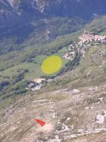 Paragliding Fluggebiet Europa » Frankreich » Provence-Alpes-Côte d Azur,Greolieres,