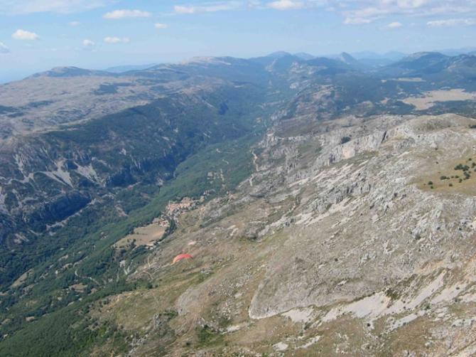 Blick Richtung Westen August 2008, T.Uhlmann