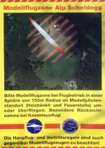 Paragliding Fluggebiet Europa » Schweiz » Zürich,Wald  - Alp Scheidegg,