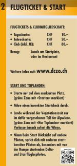 Paragliding Fluggebiet Europa » Schweiz » Zürich,Wald  - Alp Scheidegg,Flugticket & Start  Mehr auf:  © www.dczo.ch  und runter scrollen