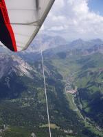 Paragliding Fluggebiet ,,malbun