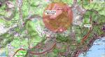 Paragliding Fluggebiet Europa » Frankreich » Provence-Alpes-Côte d Azur,Mont Gros - Monaco,No-Fly-Zone 'Mont Agel' below 1000ft/300m Gnd.