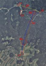 Paragliding Fluggebiet Europa » Österreich » Oberösterreich,Hochficht,Fluggebiet Hochficht