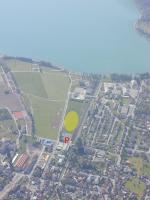 Paragliding Fluggebiet Europa » Schweiz » St. Gallen,Alp Schrina,Landeplatz in Walenstadt - NICHT vorne am See landen!