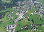 Paragliding Fluggebiet ,,Der Landplatz liegt gleich unter der Seilbahn!!!