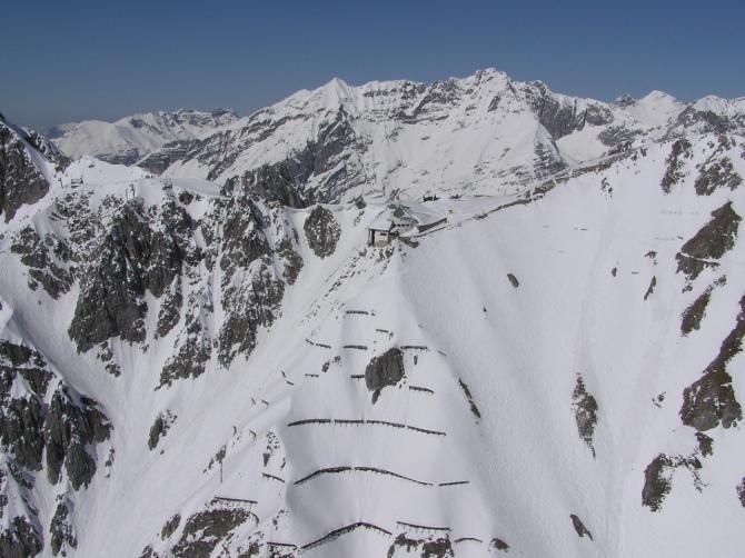 Bergstation Hafelekar