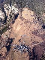 Paragliding Fluggebiet Europa » Schweiz » Tessin,Rheinwaldhorn,Dagro und Cascina di Dagro im Winter (aber ohne Schnee)