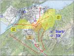 Paragliding Fluggebiet Europa » Schweiz » Bern,Schynige Platte - Kamel,Überflugregelung REGA Basis Wilderswil: Details hier (Download)
