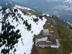 Paragliding Fluggebiet Europa » Schweiz » Appenzell Innerrhoden,Kronberg,Startplätze...