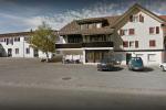"""Paragliding Fluggebiet Europa » Schweiz » Schwyz,Tritt,Achtung! Auf dem Parkplatz des Restaurants """"Burg"""" darf nicht parkiert werden!"""
