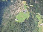 Paragliding Fluggebiet Europa » Italien » Trentino-Südtirol,Vigiljoch - San Vigilio,Startplatz Bergstation Hochmuth (Juli 2007)