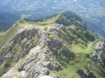 Paragliding Fluggebiet Europa » Italien » Trentino-Südtirol,Vigiljoch,Der eigentliche Gipfel des Hochmuth.