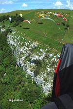 Paragliding Fluggebiet Europa » Schweiz » Genf,Saléve,