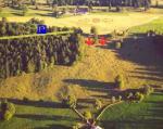 Paragliding Fluggebiet Europa » Schweiz » Neuchatel,La Roche-Devant,Startplatz   © Flugschule Zorro, Nods