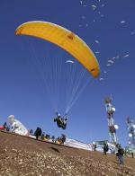 Paragliding Fluggebiet ,,Kalavrita Startplatz