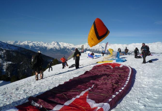 15.01.2011    auf 2330 meter