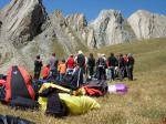 Paragliding Fluggebiet Europa » Österreich » Osttirol,Prägraten - Sajathütte,