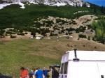 Paragliding Fluggebiet Europa » Österreich » Tirol,Hinterhornalm,Startplatz hinter der Alm