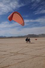 Paragliding Fluggebiet ,,Tandem-Schlepp