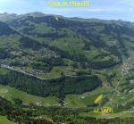 Paragliding Fluggebiet Europa » Schweiz » Wallis,Val d'Illiez: Croix de l'Aiguille - Crete des Champeys - Signal de Soi,Übersicht (von Signal de Soi aus gesehen)