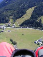Paragliding Fluggebiet Europa » Österreich » Salzburg,Saalbach Hinterglemm Zwölferkogel / Schattberg,LZ in Saalbach