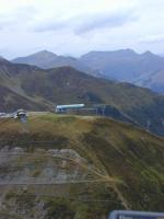 Paragliding Fluggebiet Europa » Österreich » Salzburg,Saalbach Hinterglemm Zwölferkogel / Schattberg,Zwölfer: Startplatz unmittelbar neben der Bergstation der Gondelbahn