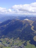 Paragliding Fluggebiet Europa » Österreich » Salzburg,Saalbach Hinterglemm Zwölferkogel / Schattberg,Schattberg Ost (mit Schnee); lk davon: Schattberg West