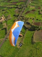 Paragliding Fluggebiet Europa » Portugal » Madeira,Santa,über dem Startplatz von Santa/Madeira