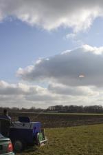 Paragliding Fluggebiet Europa » Deutschland » Niedersachsen,Getelo Schleppgelände,Die erste Flug von Plus4 !!!!!!
