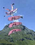 Paragliding Fluggebiet Europa » Österreich » Vorarlberg,Hochjoch - OEAV-Gästehaus Schrunsblick,