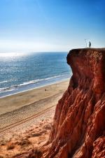 Paragliding Fluggebiet Europa » Portugal » Algarve,Praia da Falésia,