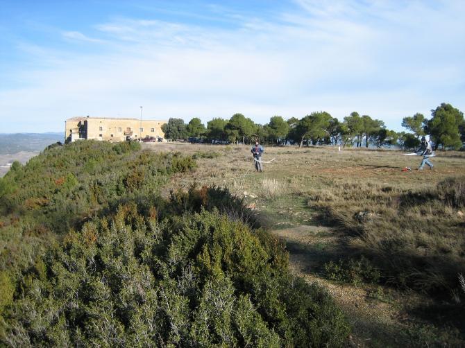 Weststartplatz, Monlora (27.12.2009)