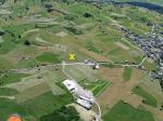 Paragliding Fluggebiet Europa » Österreich » Tirol,Ötztal -  Ötz,Landeplatz Fiss