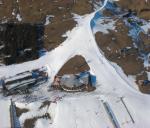 Paragliding Fluggebiet Europa » Österreich » Tirol,Schönjoch,Mittelstation Sonnenburg zwischen Ladis und Fiss