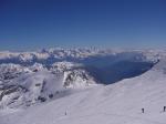 Paragliding Fluggebiet Europa » Schweiz » Wallis,Bishorn,Gipfelblick NO