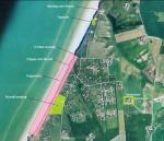 Paragliding Fluggebiet Europa » Dänemark,Lökken,ca. 4 min. Fussmarsch vom P-Platz zum Topstartplatz (ca.400m)