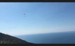 Paragliding Fluggebiet Europa » Italien » Ligurien,Monterosso,Blick Richtung Suden vom Startplatz