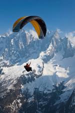 Paragliding Fluggebiet Europa » Schweiz » Graubünden,Tombal - Soglio,Piz Cengalo / Piz Badile @www.azoom.ch