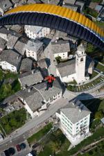 Paragliding Fluggebiet Europa » Schweiz » Graubünden,Tombal - Soglio,über Soglio @www.azoom.ch