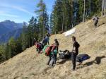 Paragliding Fluggebiet Europa » Österreich » Kärnten,Gerlitzen,Startplatz