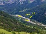 Paragliding Fluggebiet Europa » Frankreich » Provence-Alpes-Côte d Azur,les Marches,LZs: -lk: Centre Loisirs -rt: Kartbahn