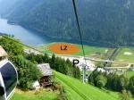 Paragliding Fluggebiet ,,Grosszügige LZ am See - keinerlei Hindernisse, gleich vis-à-vis Parkplatz und Bahn