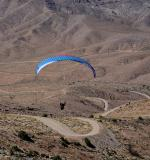 Paragliding Fluggebiet Nordamerika USA Nevada,Goodsprings (aka 'lower Potosi'),