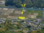 Paragliding Fluggebiet ,,LZ