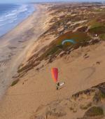 Paragliding Fluggebiet Nordamerika » USA » Kalifornien,North Lake Dune,