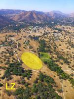 Paragliding Fluggebiet Nordamerika » USA » Kalifornien,Dunlap,LZ